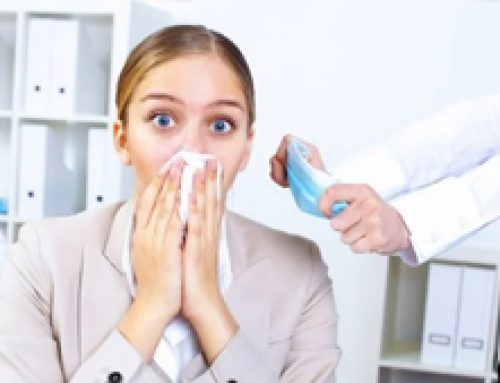 Kann ich von der Klimaanlage erkranken?
